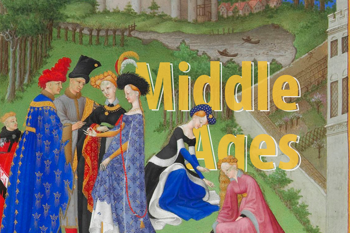 Headgears Of The Middle Ages