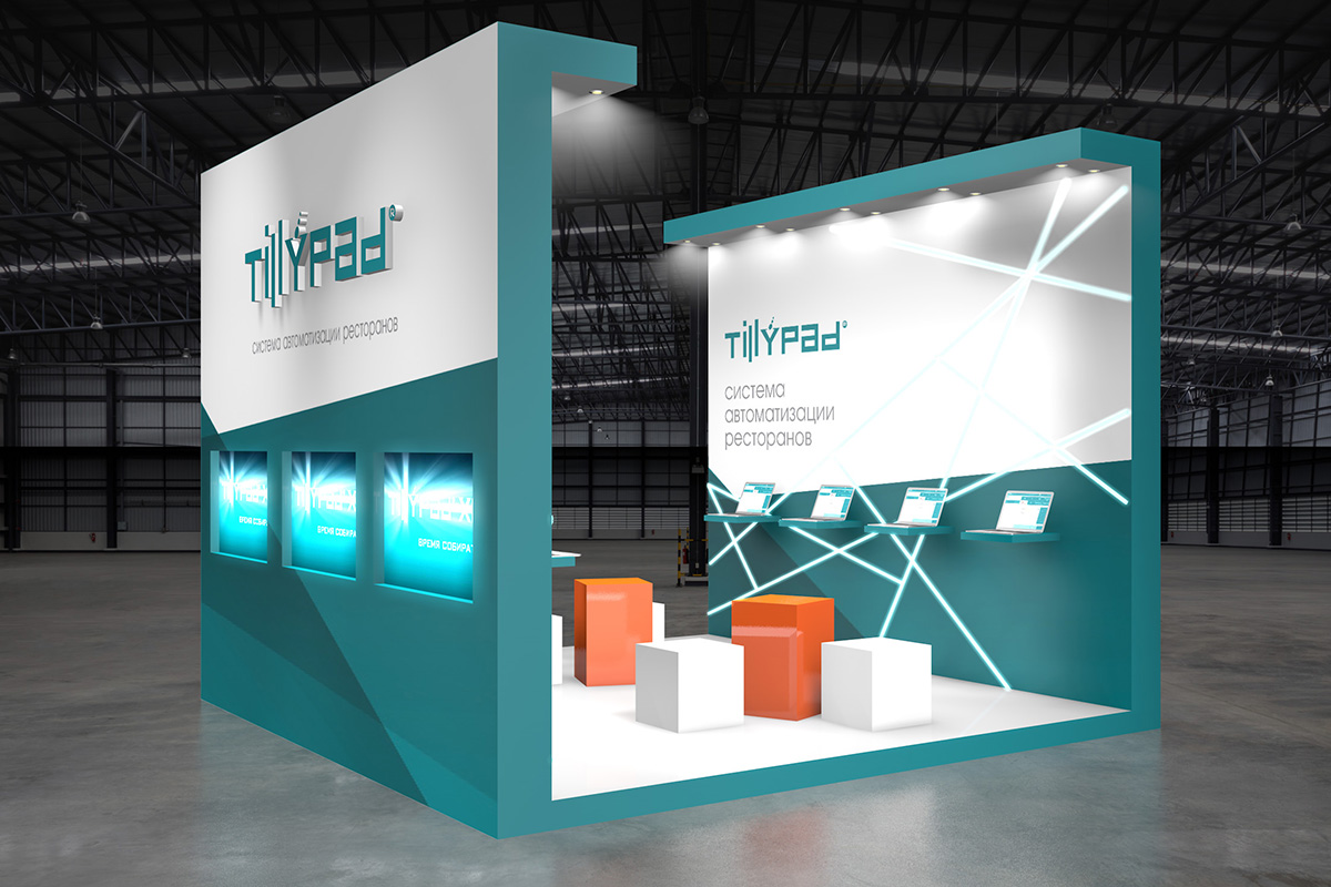 Exhibition Stand Tillypad