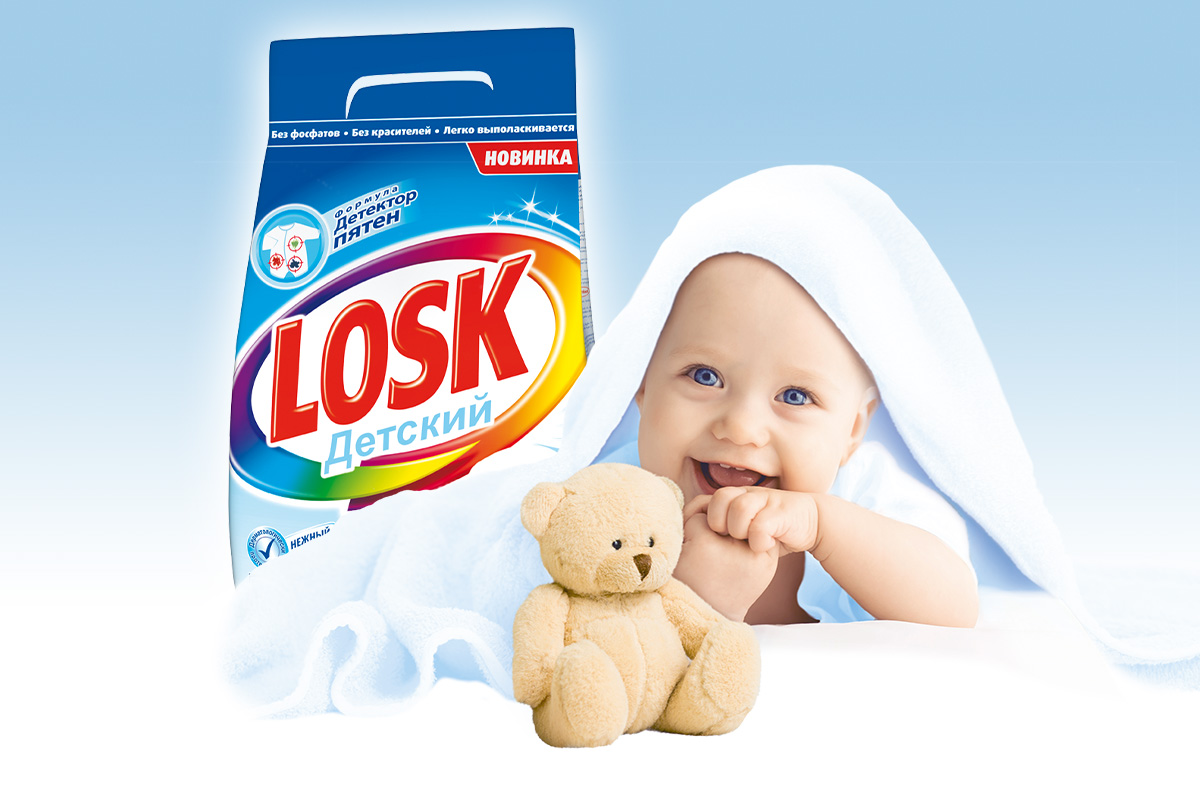 Key Visual for Losk kids