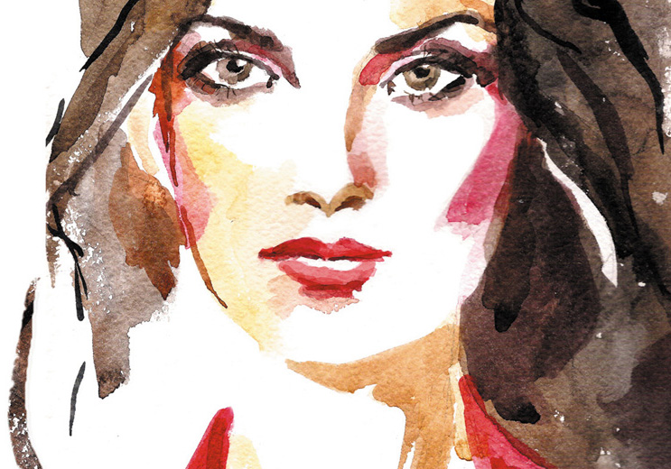 Illustrations for Tango Perfume