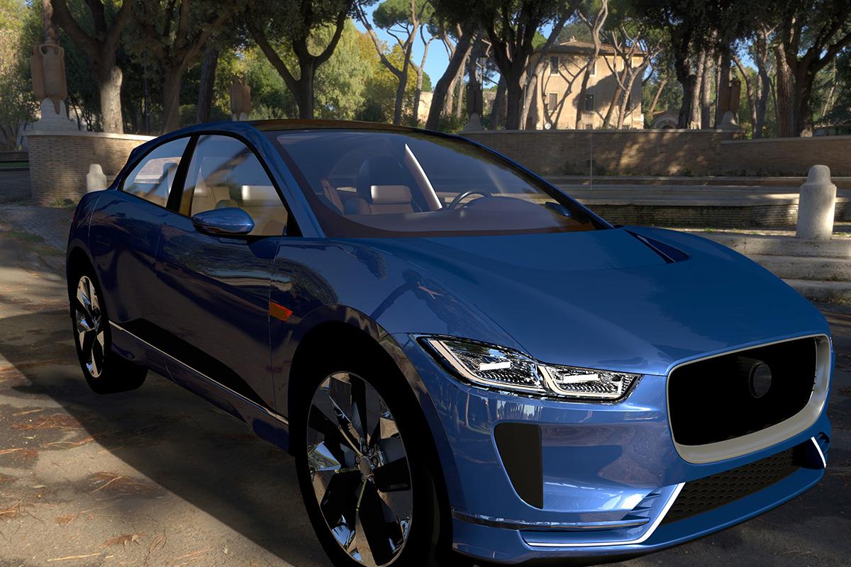 3D Car Visualization