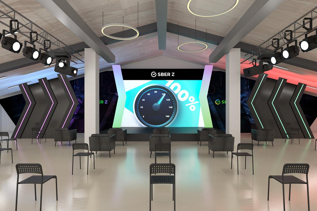 Workshop room design
