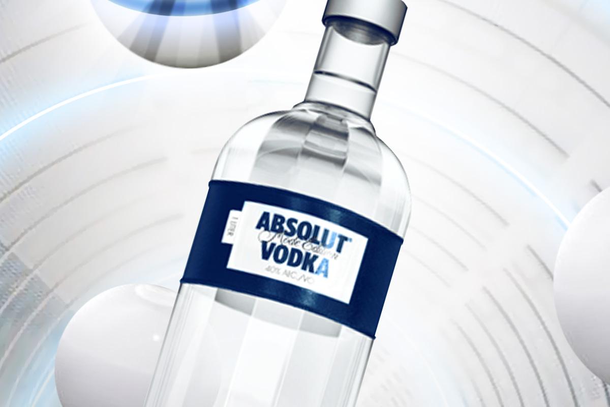 KV Absolut Vodka